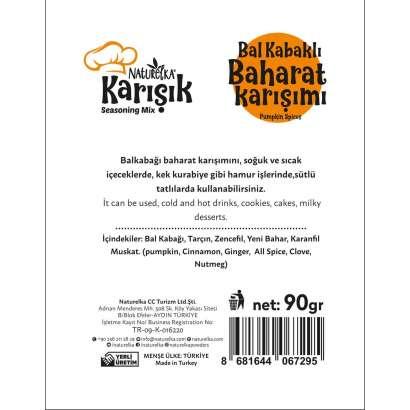 Naturelka Bal Kabaklı...