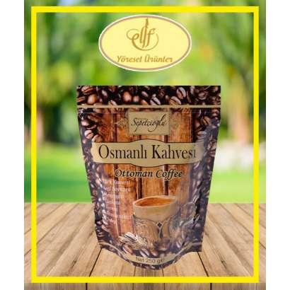 Osmanlı Dibek Kahvesi 250 Gr