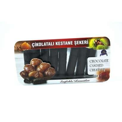 Çikolatalı Kestane Şekeri...