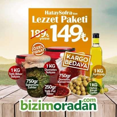 Hatay Sofra Lezzet Paketi